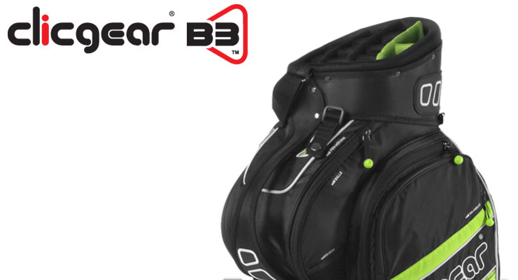 Clicgear B3 Bag