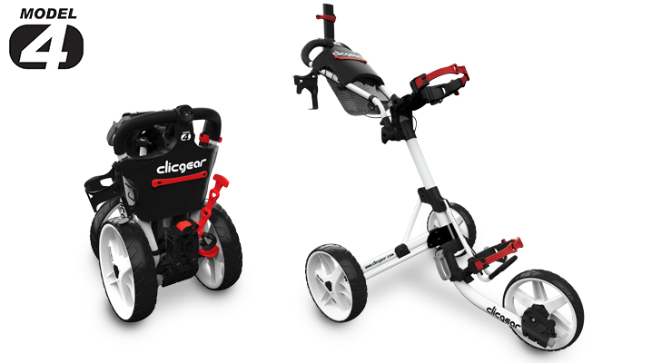 Clicgear Pushcart Model 3.5+ Folding
