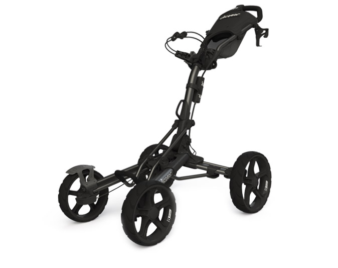 Clicgear Pushcart Charcoal Black