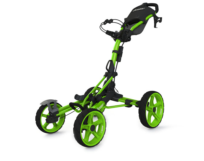 Clicgear Pushcart All lime